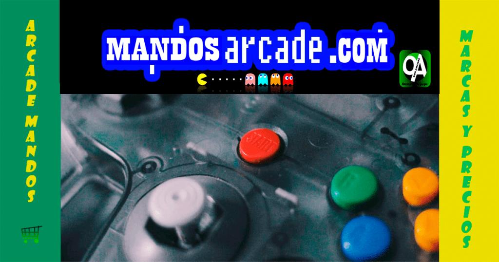 Joystick arcade para android