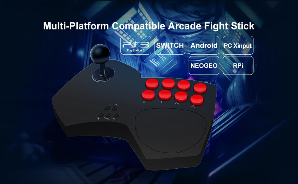Mandos Arcade  joystick  switch