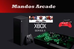 Mandos Arcades Xbox One X